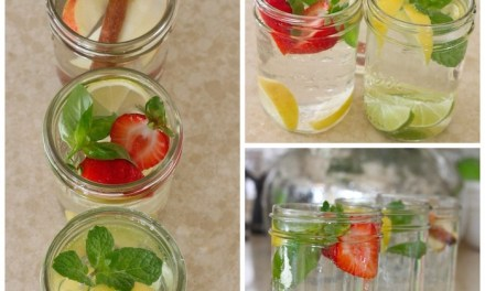 Learn to Give a Great A Massage~Fruit Infused Water Recipes