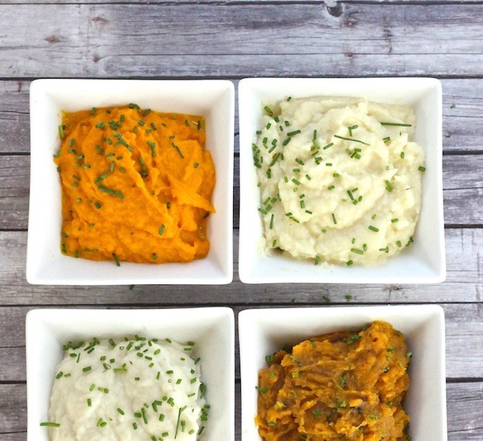 Vegetable Purée Saves The Day!