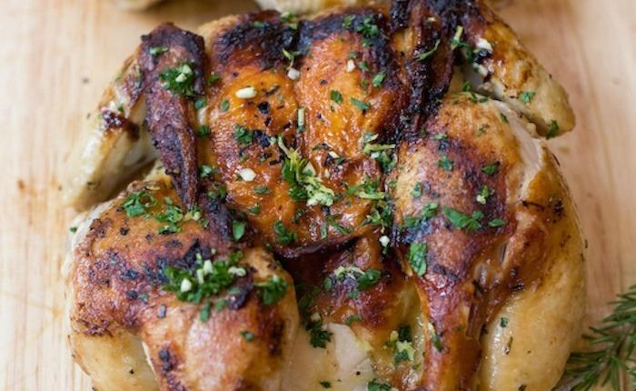 Chicken al Mattone~ Paleo, Whole 30!