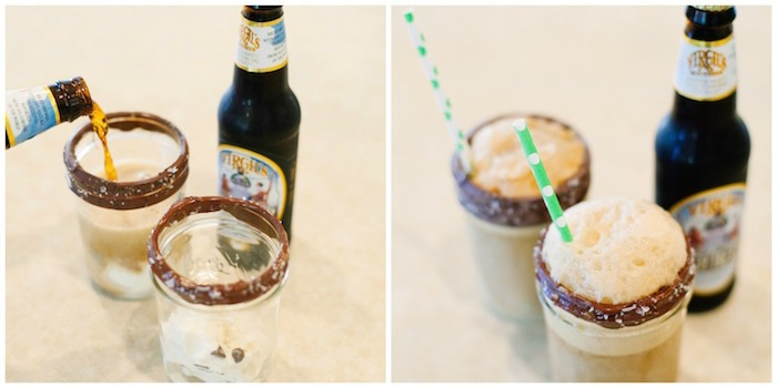 Not Your Mama's Root Beer Float