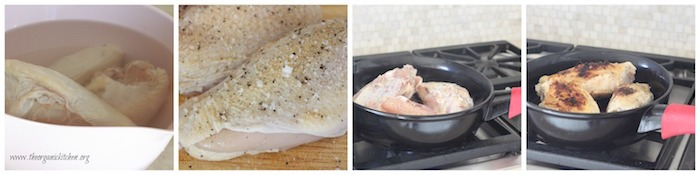 How to Make a Perfectly Tender Chicken Breast!