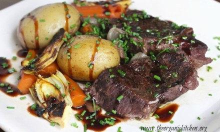Savory Braised Short Ribs with Vegetables and Artichoke Hearts