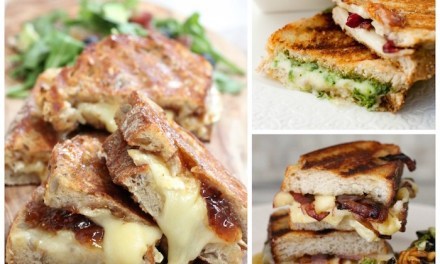 Happy National Grilled Cheese Sandwich Day!