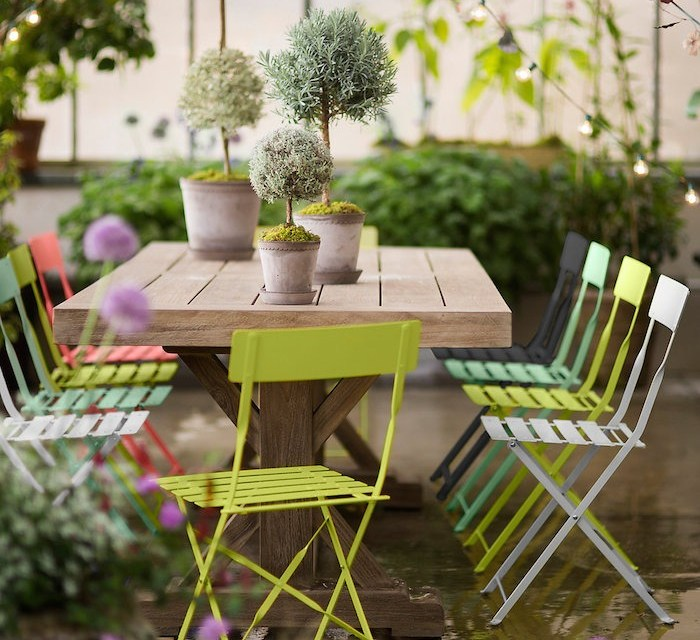 Adding Charm to Your Outdoor Space!