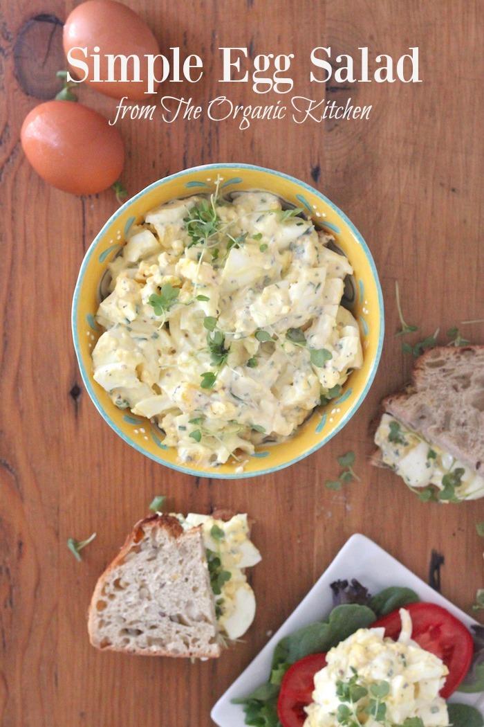 Simple Egg Salad