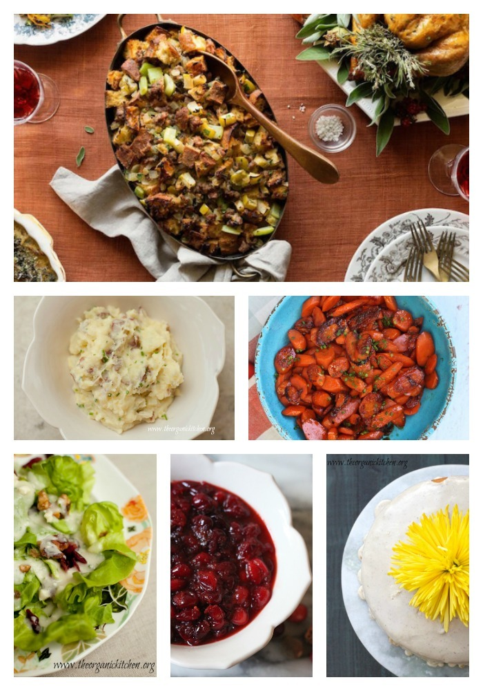 Holiday Side Dishes: Everything But the Turkey: Part 4