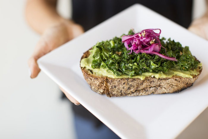 Kale Avocado Toast~ My Favorite Restaurant Series: Part 7