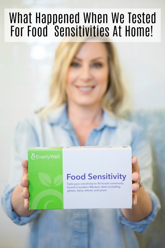 What Happened When We Tested For Food Sensitivities at Home