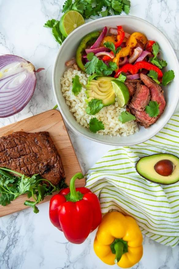 10 Incredible Whole 30 Steak Dinner Recipes! #whole30 #paleo #steakdinner #grainfree #dairyfree