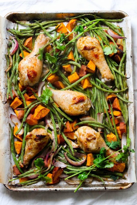 12 Fabulous Whole 30 Chicken Dinner Recipes! #whole30 #chickendinners #grainfree #glutenfree #dairyfree