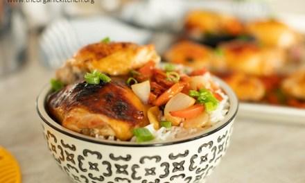 One Pan Thai Chicken