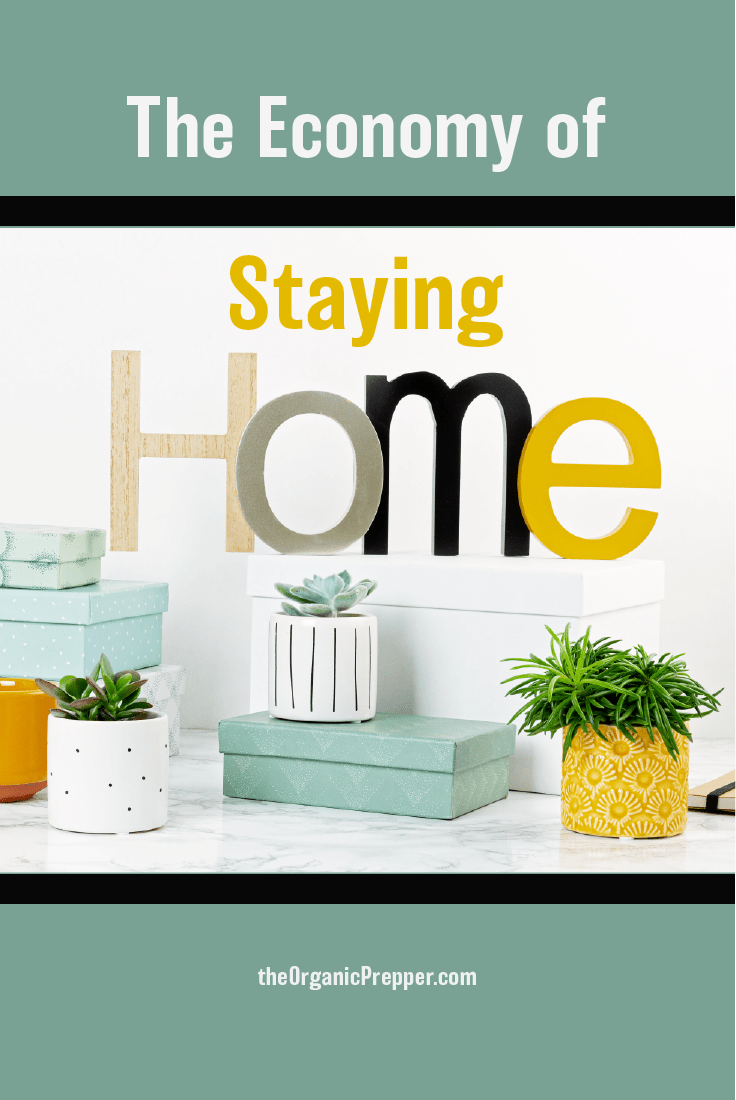The Economy of Staying Home