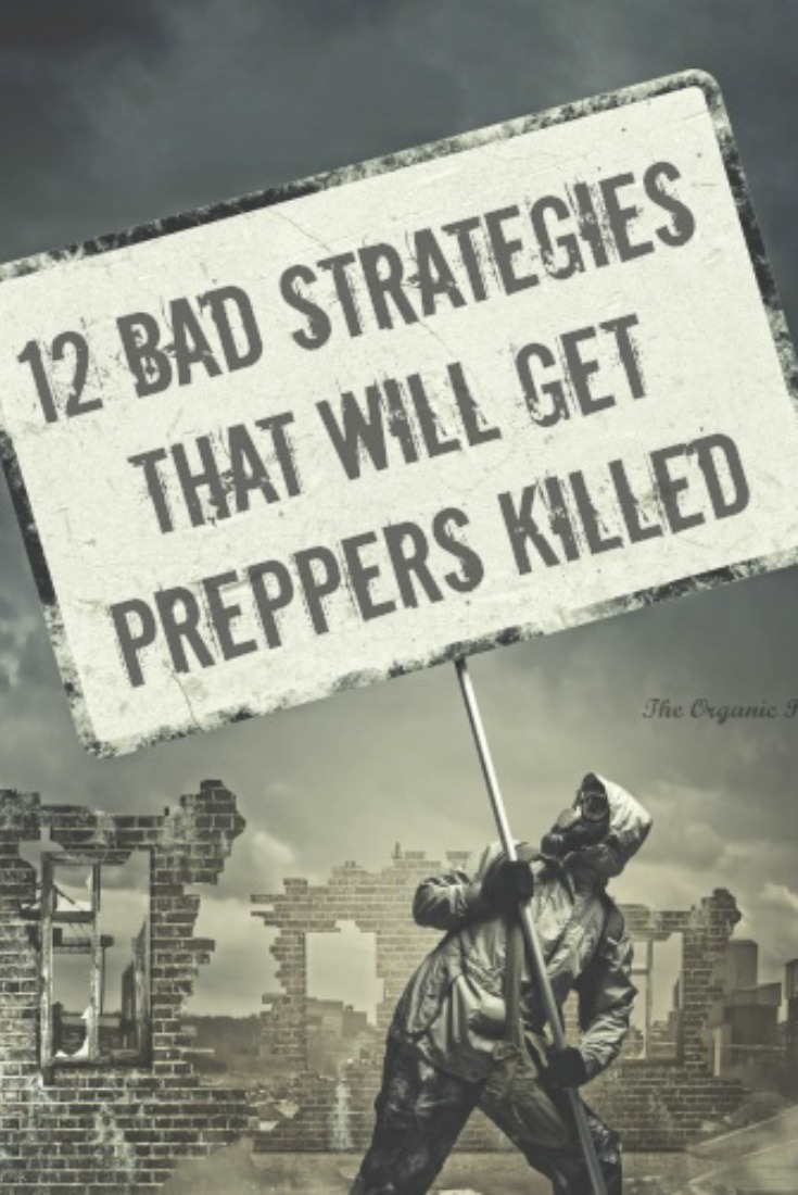 Every prepper has a plan about what they're going to do when stuff really hits the fan. But is that plan really a good one, or only workable in an action movie? | The Organic Prepper