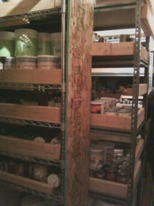 castle pantry