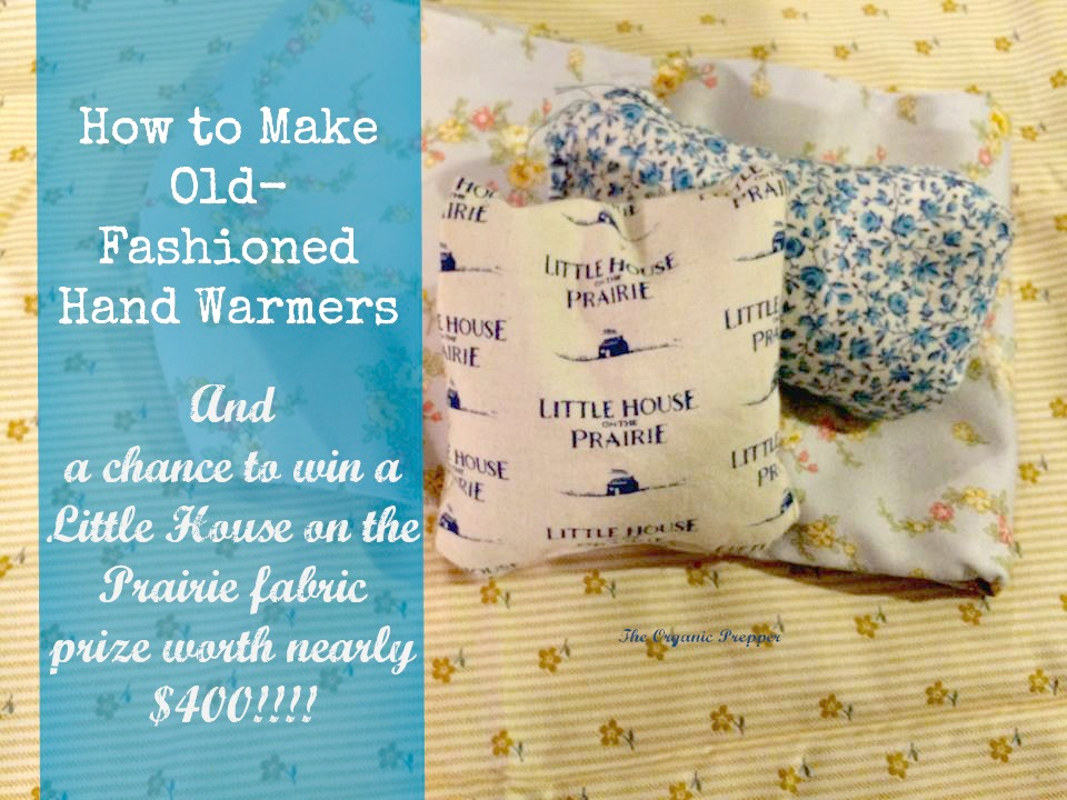 Check out this Little House on the Prairie craft and enter for your chance to win a package worth almost $400 from Andover fabrics.
