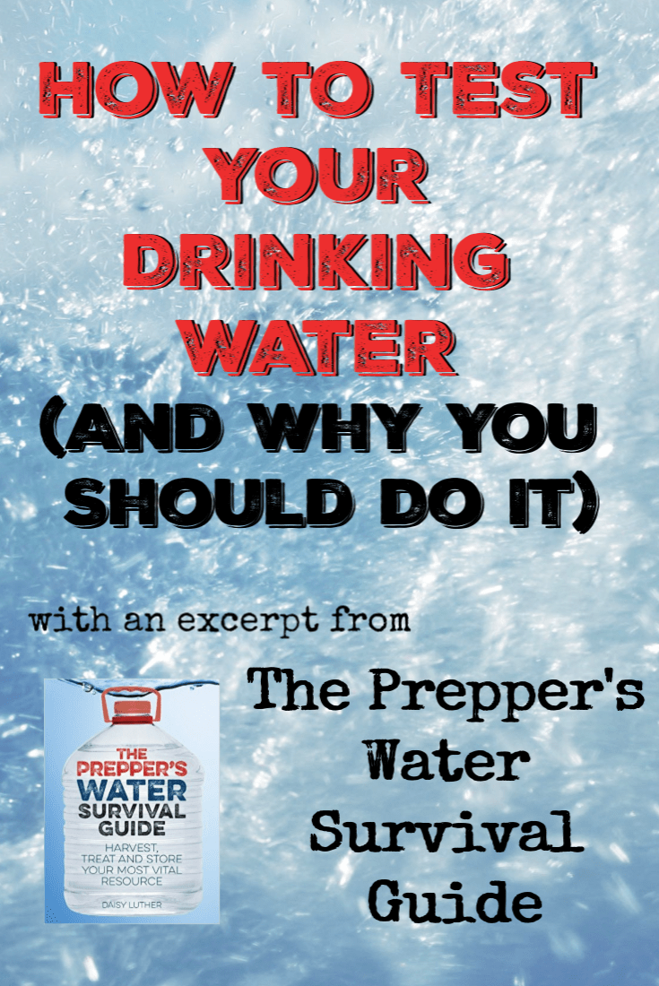 Do you really trust your municipality to keep your tap water safe? It\'s time to take matters into your own hands and test your drinking water yourself. | TheOrganicPrepper.com