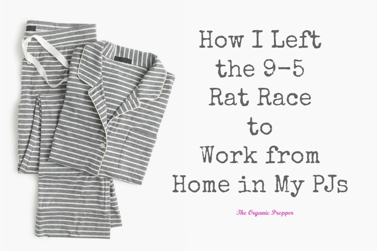 A lot of folks ask me how I got started working from home and rocking the PJs, farm boots, and a perpetual mug of coffee. Here\'s the story.