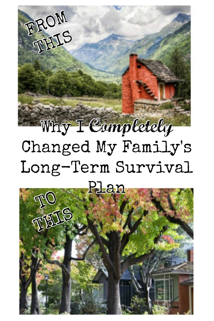 Why I Completely Changed My Family's Long-Term Survival Plan