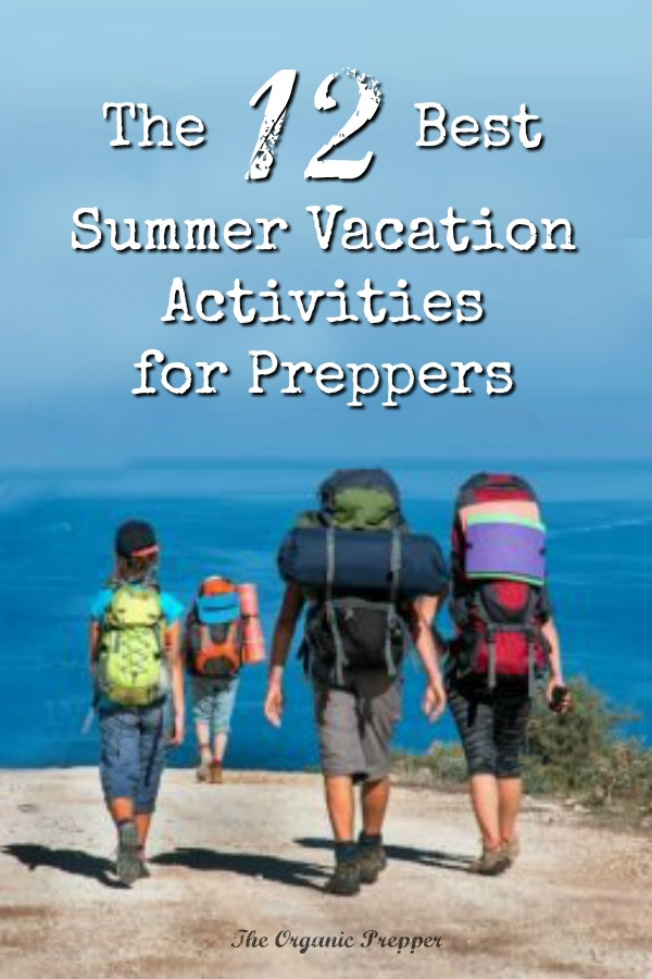 Prepping | Prepping with Kids | Summer Prepping Activities