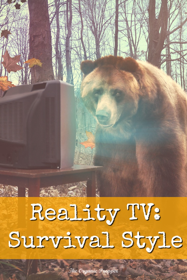 Reality TV: Survival Style