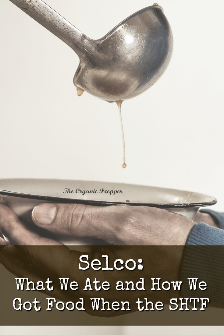 Selco: Acquiring food in urban settings when the SHTF means taking it from other people - either people that aren\'t there (empty houses) or people that are there (trade or attack). | The Organic Prepper