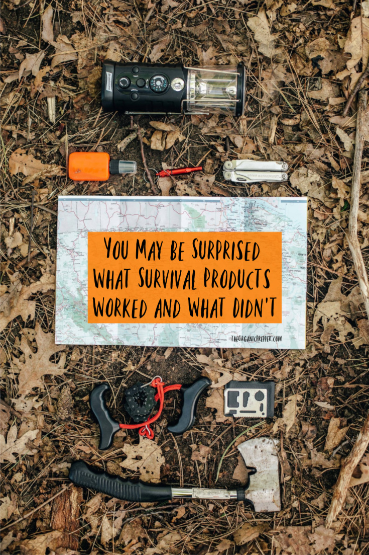 Some of your survival gear in your kit may be completely useless. Here are the things worth the weight in your backpack - and those that are not. | The Organic Prepper