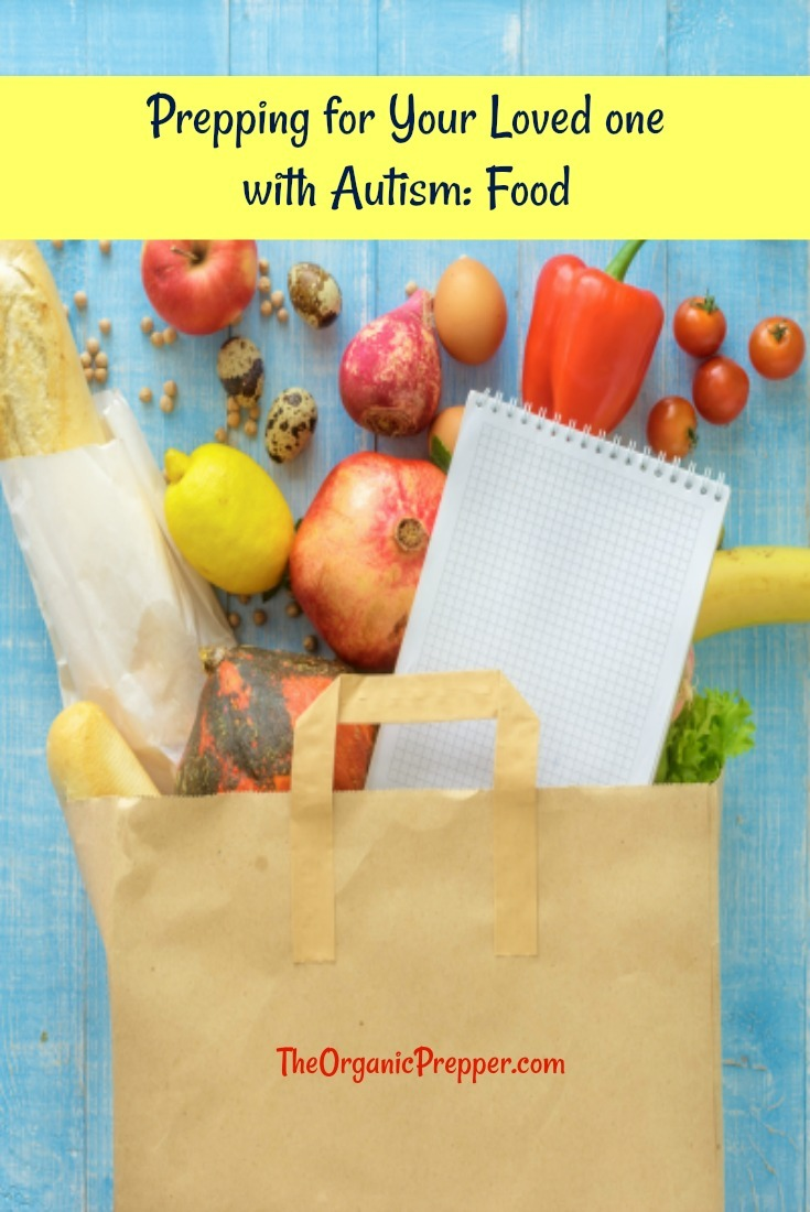 Many children (and adults) diagnosed with Autism have feeding difficulties. Let's review some special needs prepping ideas and philosophies regarding food for your loved ones.