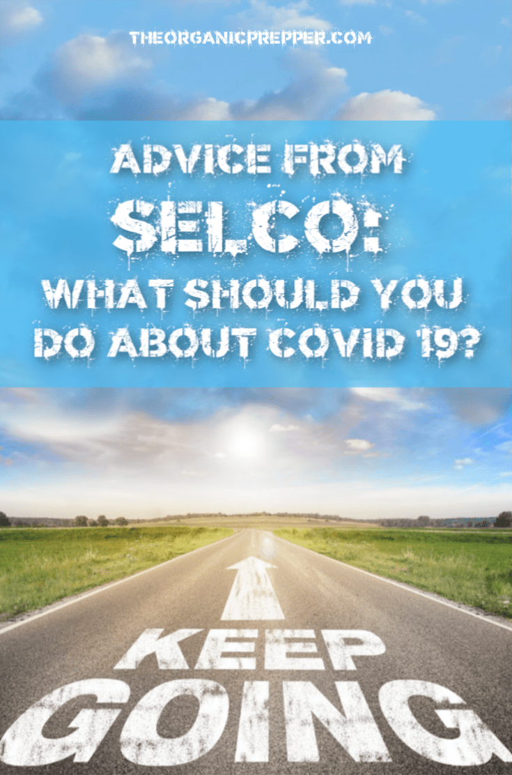 Selco says there is a moment in time when you have to realize that you\'ll have to work with what you have and stop making \