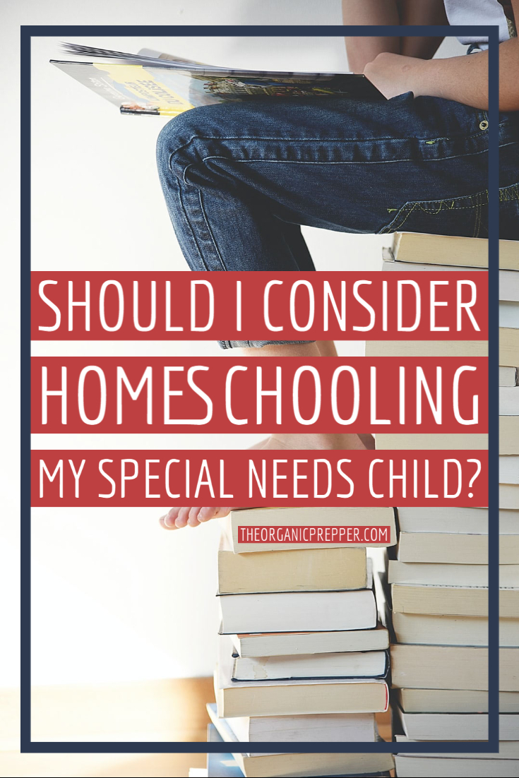 What You Should Know About Homeschooling a Special Needs Child