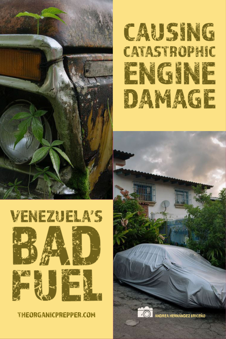 Venezuela\'s Limited Fuel Is Such Bad Quality That It\'s Causing CATASTROPHIC Engine Damage