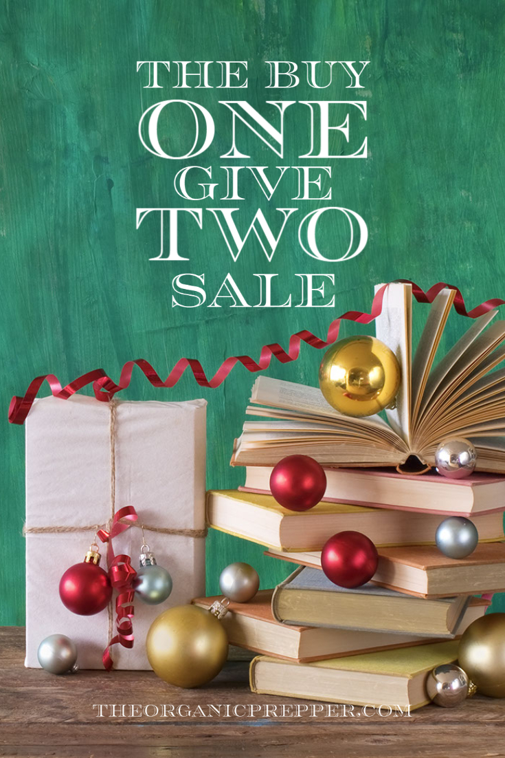 The Buy One, GIVE Two Sale