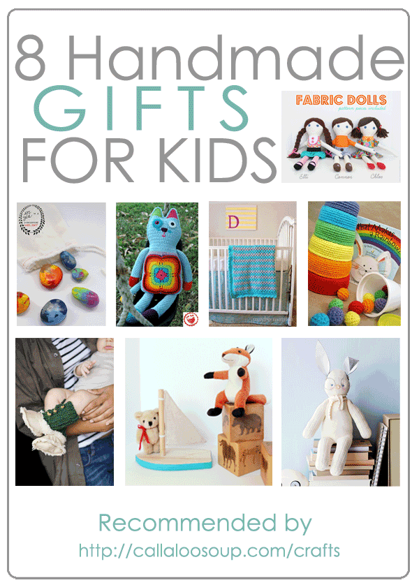 DIY Handmade Gifts for Children & Babies