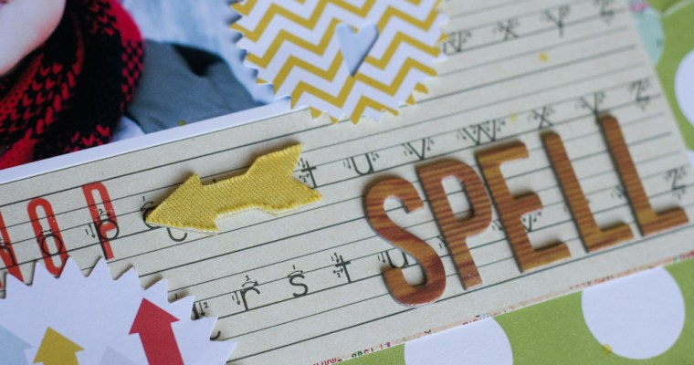 Making Time for Scrapbooking