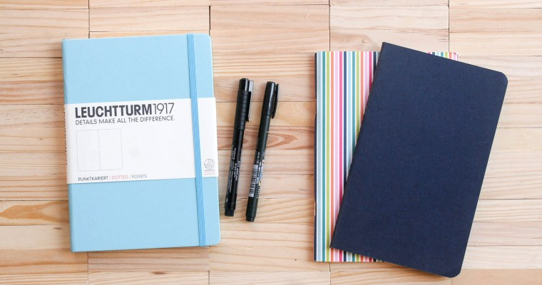 How to Start a Bullet Journal Without Getting Overwhelmed