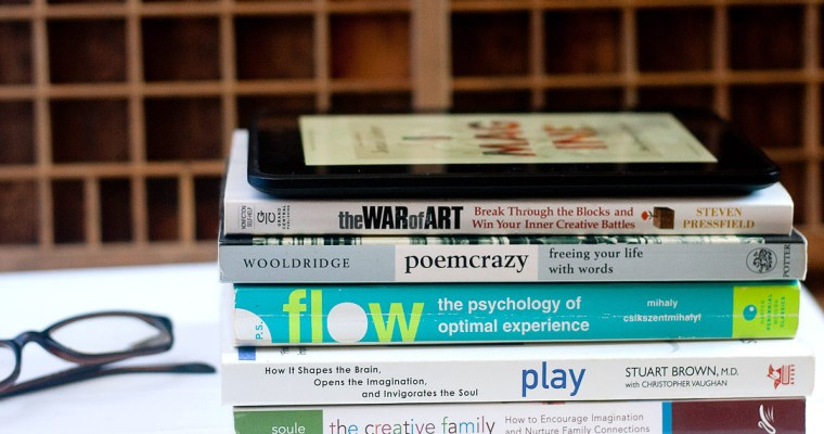 My Favourite Books for Creative Simplicity