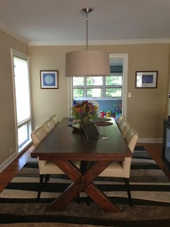 Updating Our Dining Room