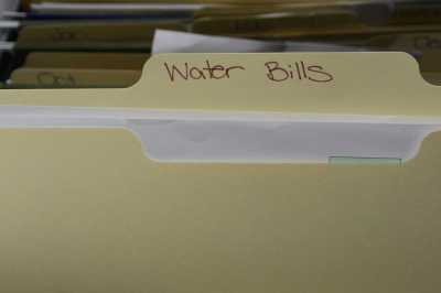 Getting Organized: All About Organizing Bills