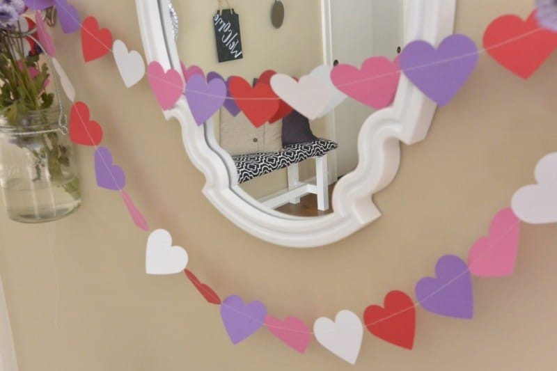 Valentine's Day decor ideas