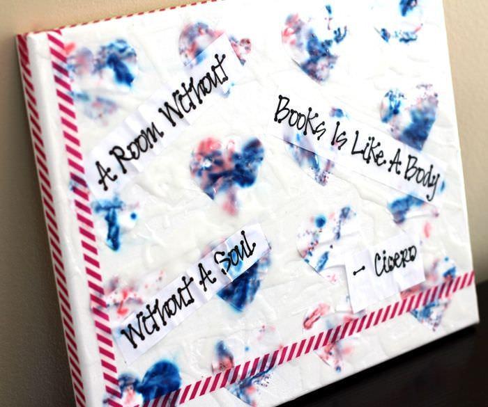 Teacher Appreciation Gift Ideas - Adding Washi Tape