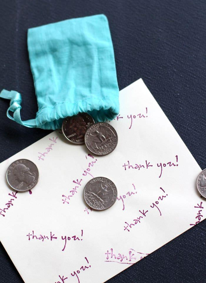 Gift Ideas for Teachers And Administrators - Coins Gift