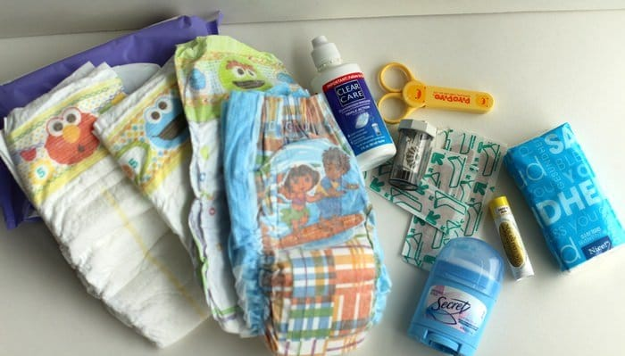Keeping Your Car Organized With Kids - Car Items