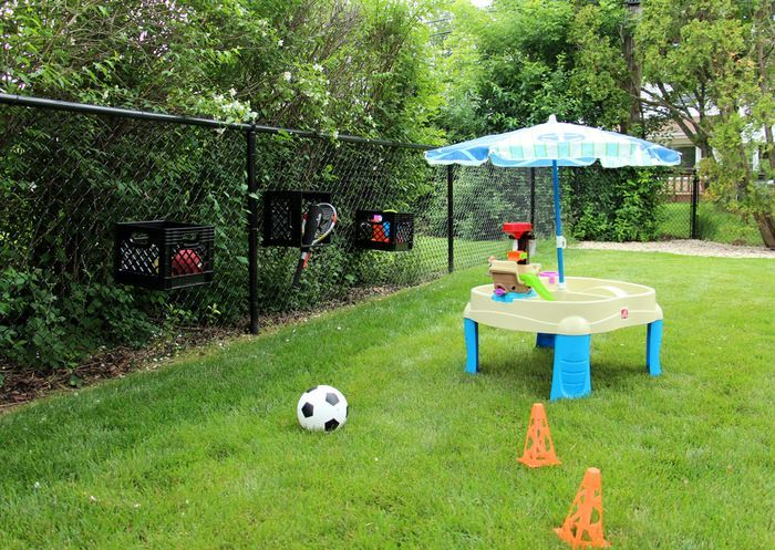 Outdoor Toy Storage Solutions