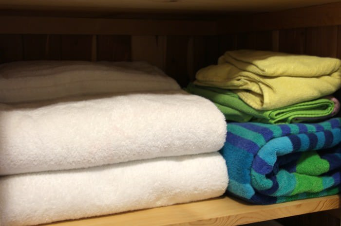 How Do You Fold Your Towels? - Towels