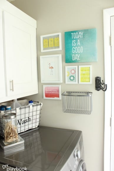 Laundry Round-Up - Laundry Room