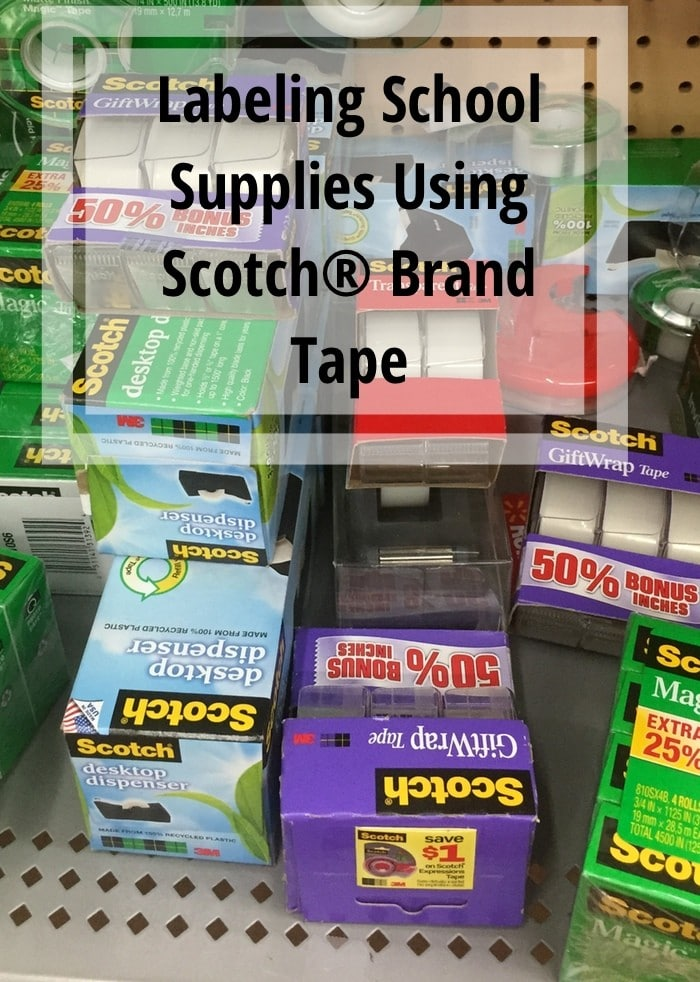 How To Label Supplies And Other Organizing Tidbits