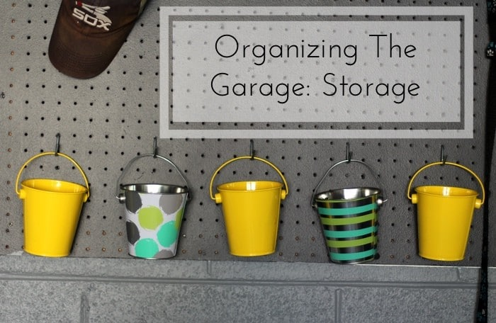 Organizing The Garage With Easy Storage Solutions