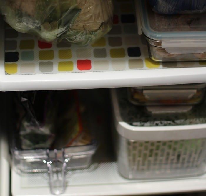 Take A Peek Into My Fridge - Plastic Placemat Fridge Coaster