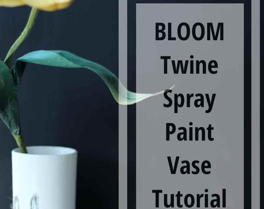 Crafting Up Repurposed Vases Using Twine