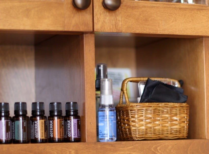 Organizing Mail Cubbies - Cabinets Oils
