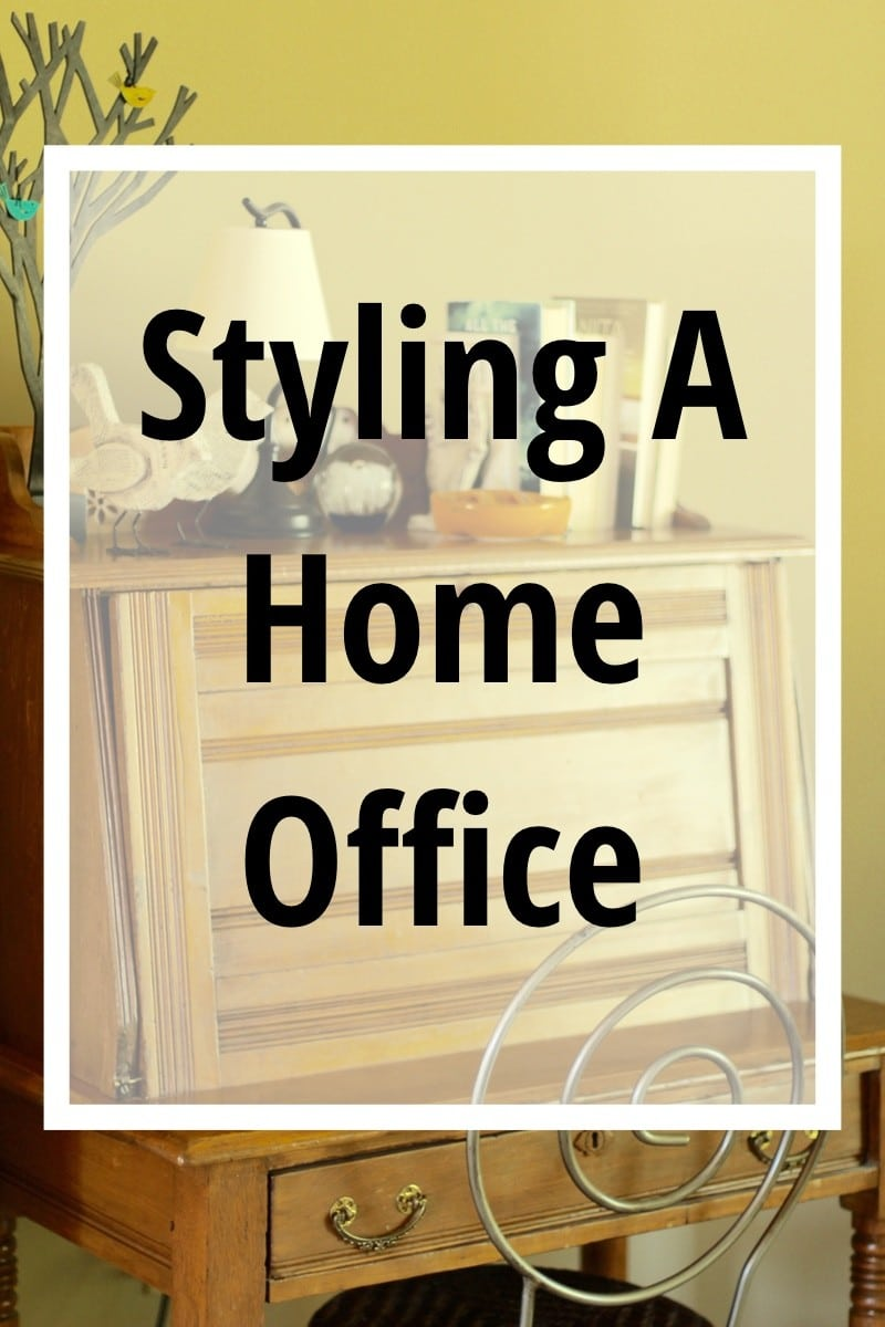 Styling Home Office